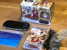 PSP PlayStation Portable PSP-3000 XQB One Peace Edition SONY Japan Import Rare