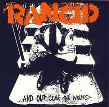 Rancid-Wolves-Pegatina Sticker-nuevo