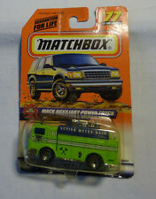 Matchbox - MB 77 Mack Auxiliary-Power Truck  - OVP - Blister