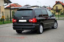 VW Sharan Seat Alhamba Ford Galaxy Heckspoiler Spoiler Dachspoiler Neu Ab 2000