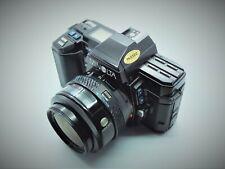 Minolta 7000 AF SLR 35mm Film Camera & Lens