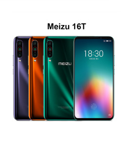 "Meizu 16T 6.5"" 8+128GB Unlocked  Global Version Google Play Mobile cellphone"