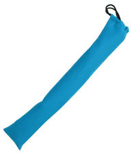 SOPRANO FLUTE WHISTLE PIPE GIG BAG SOFT CASE PROTECTION COVER 37CM LENGTH BLUE