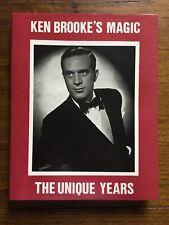Ken Brooke's Magic The Unique Years
