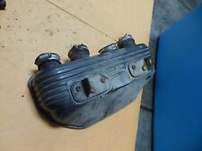 honda cb750 four air cleaner filter box boots cb750K 1976 1974 1975 1972 1973 71