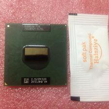 Intel pentium m 770 2,13 GHz 533 MHz 2m sl7sl socket 479 processeur cpu mobile