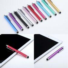 2/10/20x Portable Touch Screen Phone Metal Capacitor Pen Unisex Random Color Lot