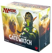 MTG FAT PACK - OATH OF THE GATEWATCH - INGLESE - 9 BUSTE / BOOSTER