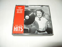 Sounds Of The Fifties Top Ten Hits 3 cd 62 tracks Readers Digest 2003