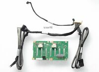 "94Y7751 81Y6674 81Y6761 IBM 8x 2.5"" HS SAS/SATA HDD Backplane Kit for x3650 M4"