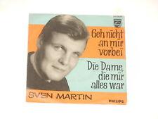 "Sven Martin - 7"" Single - Geh nicht an mir vorbei - Peter Thomas - Philips"