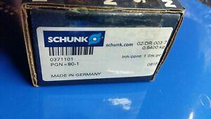 Schunk, Pneumatic Robotic Parallel Gripper, 371101  PGN+80/1