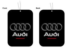 Audi S Line Car Logo Air Freshener Double Sided