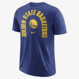 Golden State Warriors Men's NBA 2021 T-Shirt Funny Blue Vintage Gift Men Women
