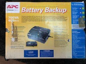 APC BATTERY BACKUP 700 VA 405 W