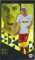 TOPPS BEST OF THE BEST 2020/21 CAPTAINS MARCEL SABITZER NO 177