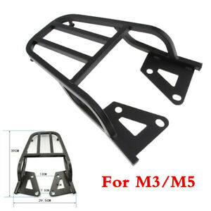 Motorcycle Rear Shelf Set Refitted Box Tail Fin Luggage Rack Structure For M3 M5