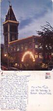GHIRARDELLI SQUARE SAN FRANCISCO UNITED STATES COLOUR POSTCARD