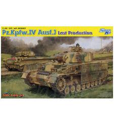 Dragon #6575 1/35 Pz.Kpfw.IV Ausf J Last Production-