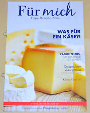 Weight Watchers Meine Woche 2.8 - 8.8 Für Mich ProPoints 2015 Wochenbroschüre
