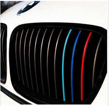 BMW M M3 Streifen Grill Nieren Aufkleber Sticker E39 E46 E90 E91