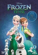 Frozen Fever - 2015 -Cert DVD - Disney Short Film - Brand New & Sealed