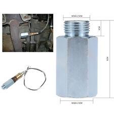 M18 1.5 O2 Lambda Oxygen Sensor Bung Adapter Extender Spacer Stainless Steel