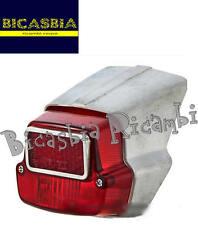 7590 - FANALE POSTERIORE IN METALLO SENZA LAMPADINE VESPA 50 N DAL TELAIO 122876