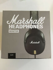 Marshall Monitor OVER-EAR Headphones Hi-Fi prowess and studio quality sound