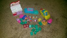Various shopkin toys and sets $45