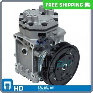 AC Compressor fits Freightliner MT35 QU
