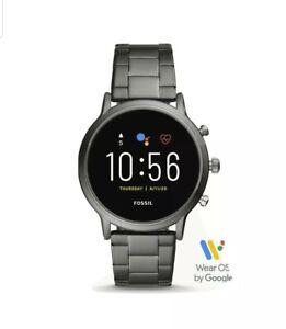 SALE PRICE - Fossil Men's Gen 5 Touchscreen Smartwatch - Stainless Steel