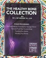 The Healthy Bone Collection (with Dr. Lani Simpson, DC, CCD) DVD