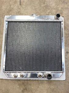 1964 Ford Fairlane Radiator 2 Row Aluminum NEW
