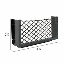Netzablage Utensiliennetz 415x210 mm L Universal inkl. Aluminium Abstandshalter