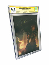 RED SONJA BIRTH OF THE SHE-DEVIL #1 VIRGIN VARIANT CGC SS 9.8 GERALD PAREL
