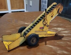 Vintage Tonka Toys Sandloader Metal Toy