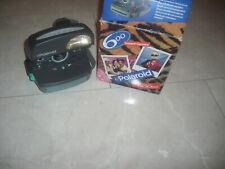 Polaroid instant 600 Sofortbildkamera mit eingebautem Blitz
