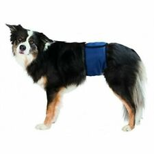 Trixie Male Dogs Belly Band With 3 Absorbant Pads - Small-medium 37-45 Cm Waist