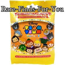 """Disney Park """"Tsum Tsum"""" Series 3 Mystery 5-Pin Bag Pack Booster Set (NEW/SEALED)"""