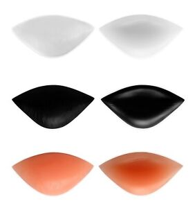 Sodacoda 180g/Pair Silicone Inserts Chicken Fillets Breast Enhancer for Bras