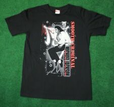 MICHAEL JACKSON 1958-2009 TOUR MUSIC T SHIRT Medium