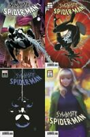 SYMBIOTE SPIDER-MAN #1 VARIANT SET(4 BOOKS) In Stock 4 Different Variant Covers