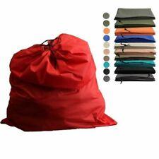 "3pc X-Large Washable Laundry Bag Heavy Duty Hamper Drawstring College 29"" X 40"""