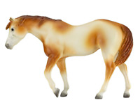 BREYER 70TH ANNIVERSARY STABLEMATE INDIAN PONY VINTAGE TOVERO PAINT, PINTO HORSE