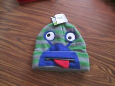 Nolan NYC Originals Kids Boys Winter Beanie Cuff Hat Size 4-16 New With Tag