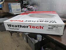NOB WeatherTech Black 2nd Row Floor Liner 2010 - 2015 Ford Taurus 442702