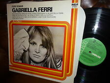 Gabriella Ferri, Fiori Romani, Italy RCA Stereo NL 33011, 1976