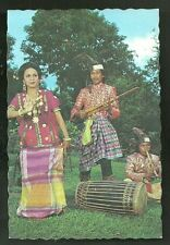 Kecapi Suling Music Woman Dance Costume Sulawesi Indonesia 70s