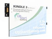 Amazon Kindle 3 Battery Replacement, New, Lifetime Warranty